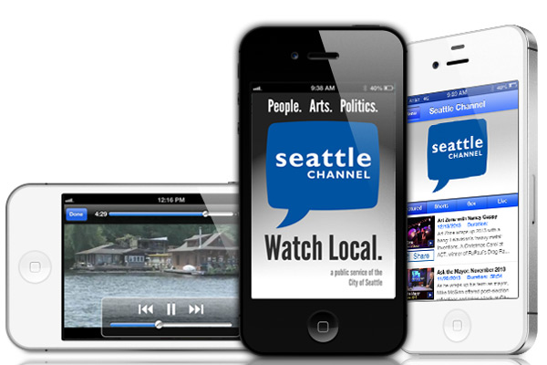 Seattle Channel Mobile App