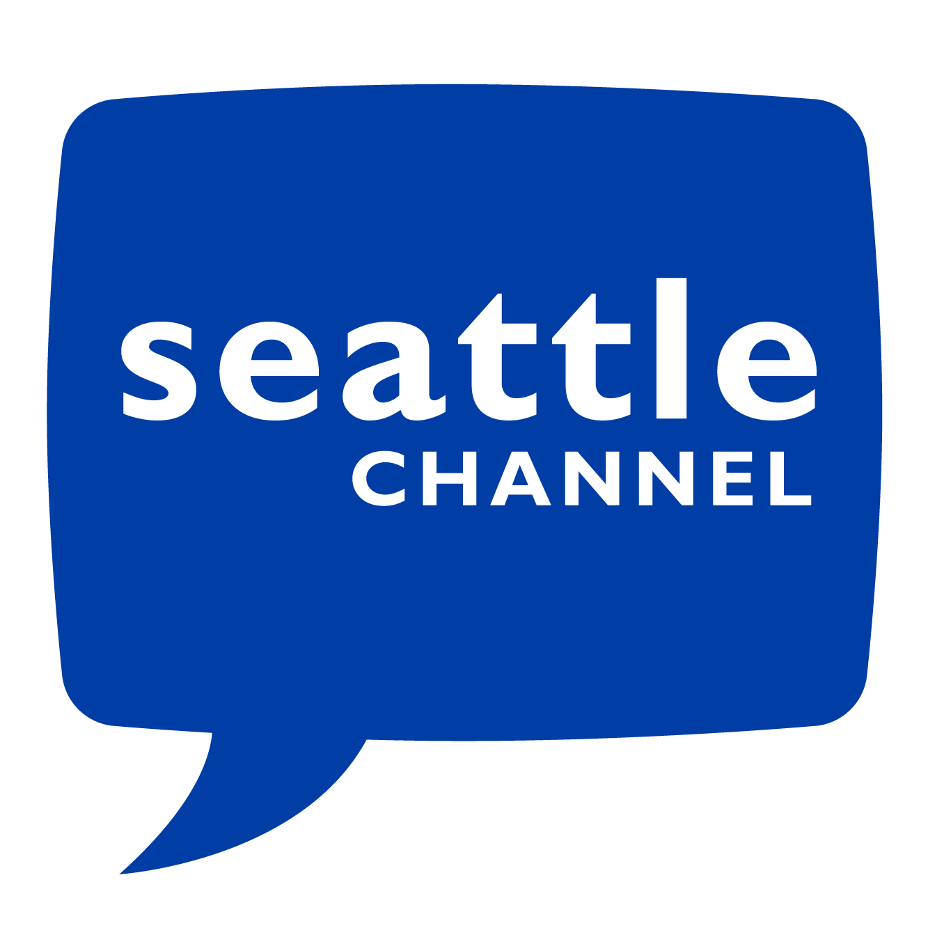 Seattle Channel blue logo