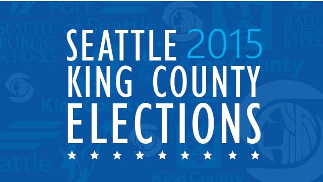 Seattle and King County Elections 2015