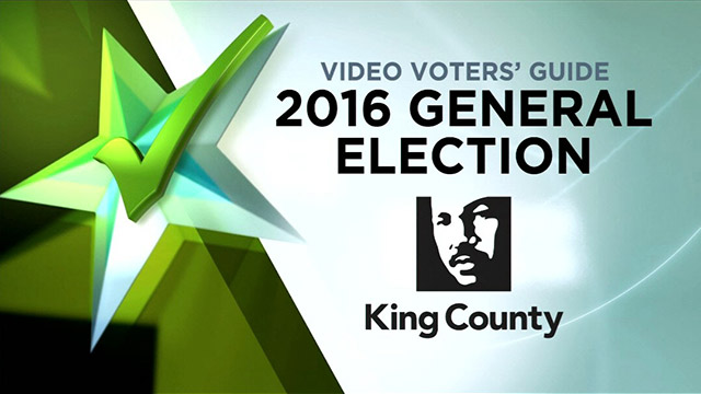 King County General Election 2016