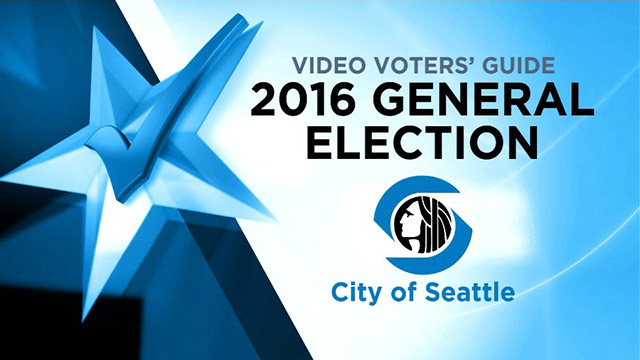 City of Seattle General Election 2016