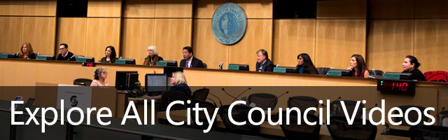 Explore All City Council Videos
