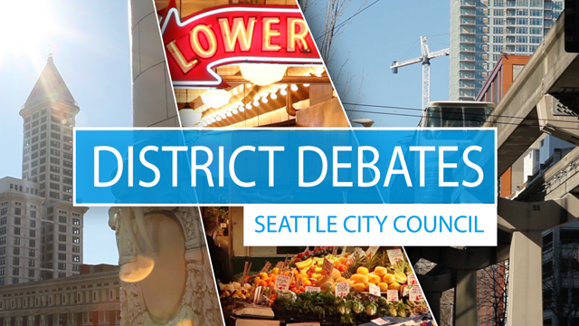 City Council District Debates