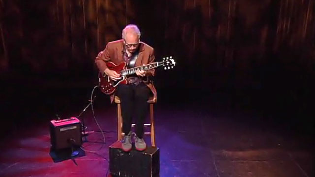 Art Zone Shuffle: Bill Frisell performs 'Oh Shenandoah'