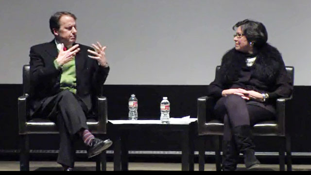 An Evening with: 2011 Film Critics Wrap at the Frye