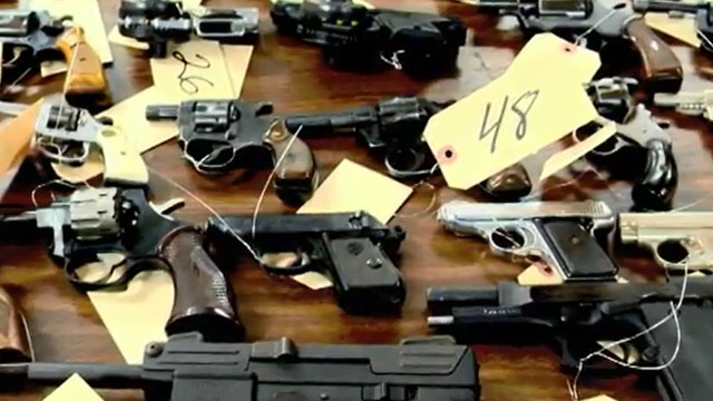 City Inside/Out Local Issues: Gun Buyback