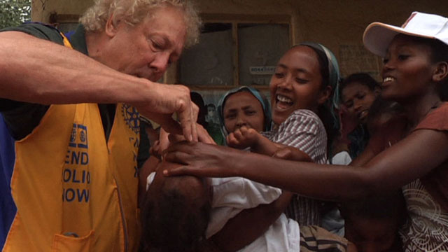 CityStream: Seattle to Ethiopia Polio Vaccines