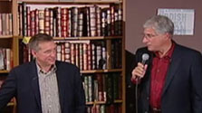 An Evening with: Steve Berry and James Rollins