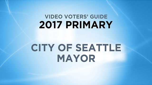City of Seattle, Mayor
