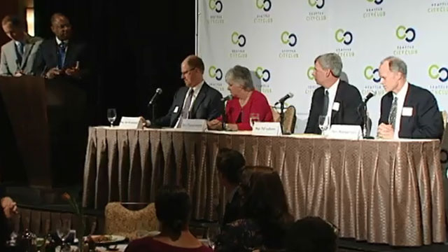 Town Square: CityClub`s 2014 Legislative Preview
