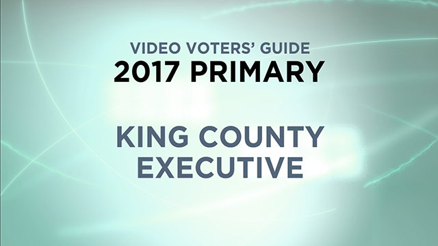 King County, Executive