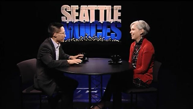 Seattle Voices with Maud Daudon