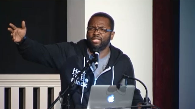 An Evening with Baratunde Thurston: How to Be Black