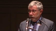 American Podium: Paul Krugman - An Economist`s Take on 2012