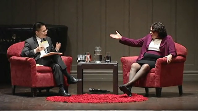 American Podium: US Supreme Court Justice Sonia Sotomayor