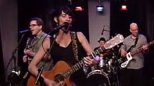 Art Zone Shuffle: Carrie Clark and the Lonesome Lovers perform 'I'm a Lark'