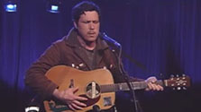 "Art Zone Shuffle: Damien Jurado shares ""Museum of Flight"""