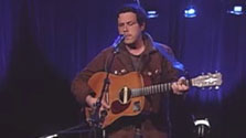 Art Zone Shuffle: Damien Jurado performs 'Working Titles'