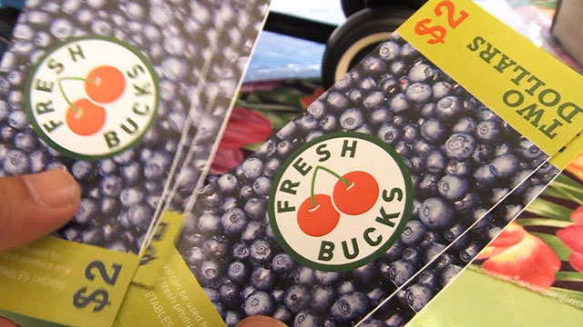 CityStream: Fresh Bucks