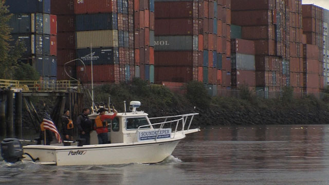 CityStream: Duwamish River Clean Up