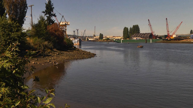 CityStream: History of the Duwamish River