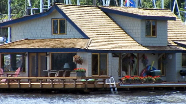 CityStream: Seattle's Floating Homes
