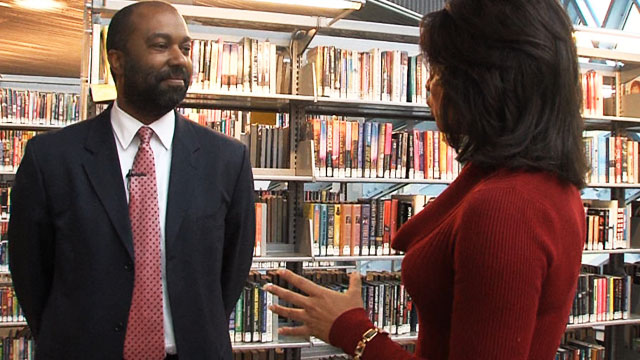 CityStream: Interview with City Librarian Marcellus Turner