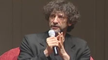 An Evening with: Neil Gaiman