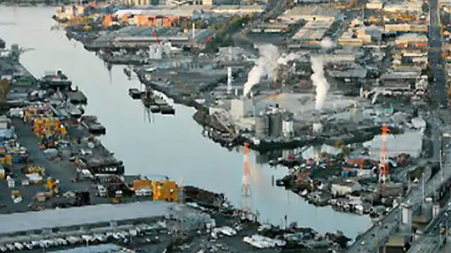 Seattle Public Utilities: Lower Duwamish Waterway Pollution Source Control – City of Seattle