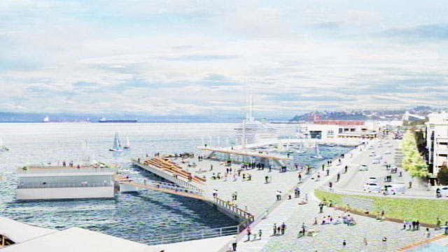 Seattle Speaks: Wade Into the Waterfront