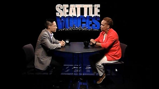 Seattle Voices with Valerie Curtis-Newton