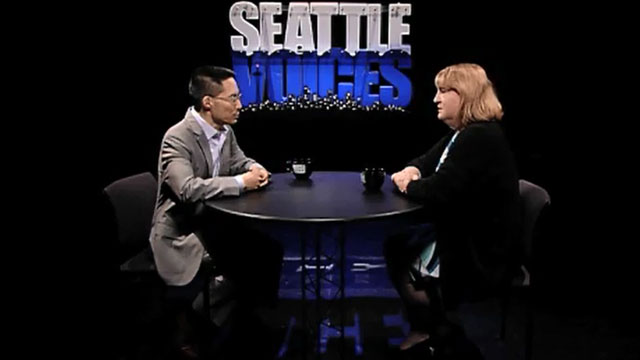 Seattle Voices with Cheryl Stumbo