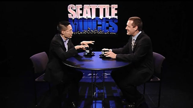 Seattle Voices with Ben Franz-Knight