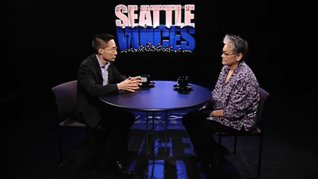 Seattle Voices with Ada Shen-Jaffe