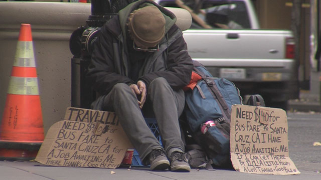 City Inside/Out: Homelessness 12/19/14