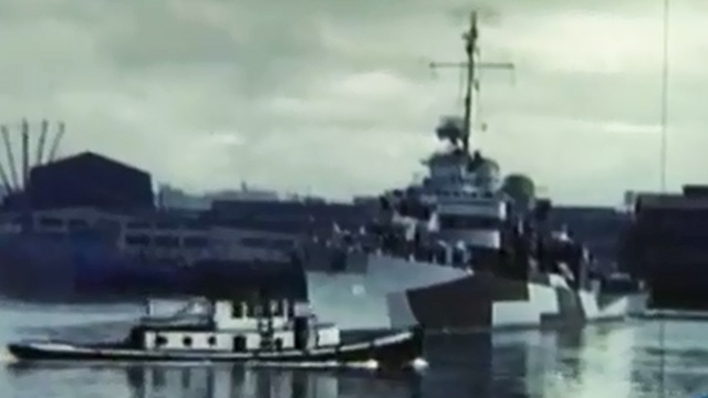 History in Motion: Fighting Ships for Fighting Men