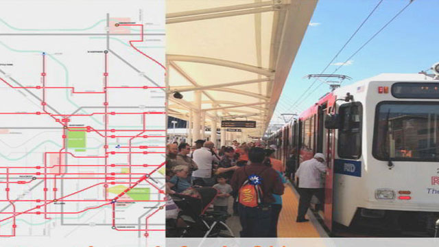 Town Square: March Transit Talk - Polling for Transit