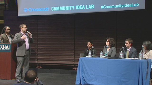 Town Square: Crosscut's Community Idea Lab