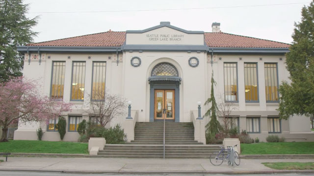 CityStream: Carnegie Libraries