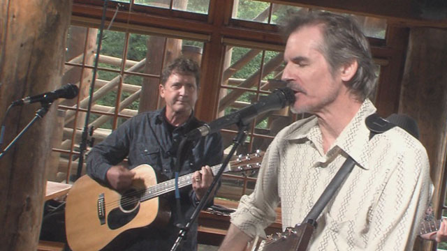 Art Zone: The Halyards perform 'Heron Cove'