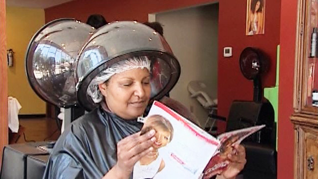 Community Stories: Cosmetology