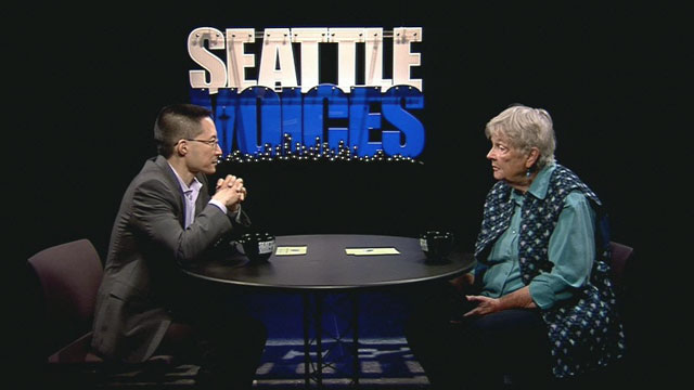 Seattle Voices with Anne Stadler