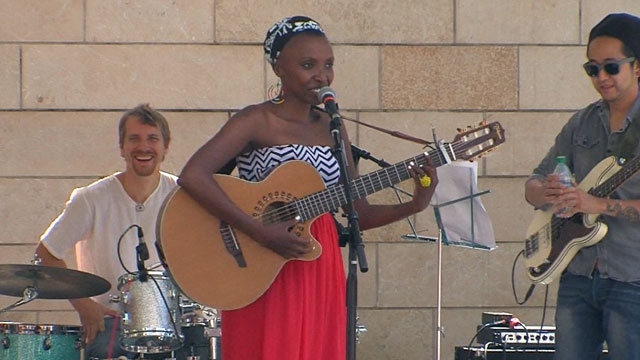 Front Row: City Hall Concerts presents Naomi Wachira