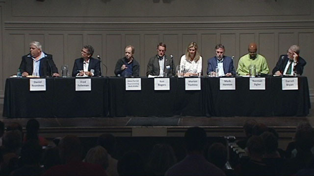 Port of Seattle Candidate Forum - Pos. No. 5 6/29/15
