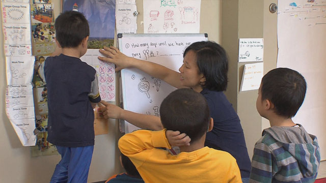 Our City, Our Schools: Dual Language Preschool