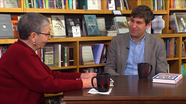 Book Lust with Nancy Pearl featuring Ari Berman