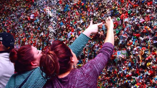 CityStream: Goodbye Gum Wall
