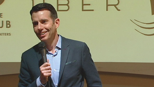 American Podium: Uber and the Future of Work w/ David Plouffe
