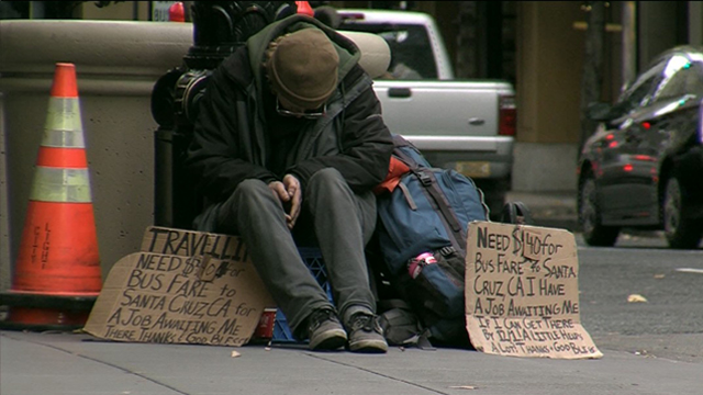 City Inside/Out Local Issues: Homeless Response