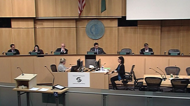 Full Council - Special Meeting 1/21/2016